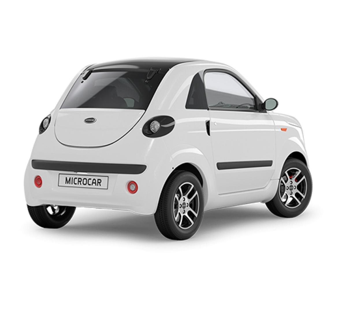 Microcar-Microcar Dué Plus Progress-1
